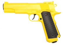 Well G292M Full Metal NBB Co2 Pistol in Yellow