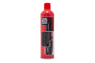 nuprol 3.0 red gas for airsoft guns