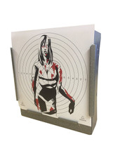 Zombie Girl Paper Refill Targets For Trap Target 14CM x 100pc