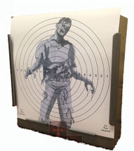 Zombie Man Paper Refill Targets For Trap Target 14CM x 100pc