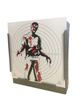 Zombie Dude Paper Refill Targets For Trap Target 14CM x 100pc