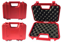 SRC P103 strong airsoft Hard pistol case in Red