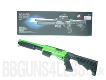 Double Eagle M47D1 UTG Tactical pump action in green