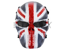 UK SKULL AIRSOFT MASK