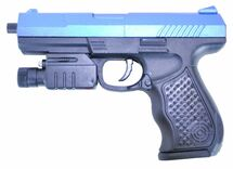 Vigor P9A PPQ Spring pistol in Blue