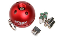 Zoxna Blank Firing Impact Grenade in Red
