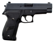 WE F226 Gas Blowback Airsoft pistol in black