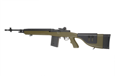 Cyma CM032D Airsoft  Electric Sniper Rifle in Army Green