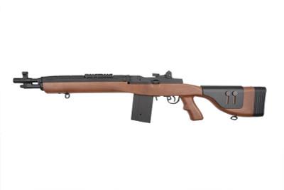 Cyma CM032F Airsoft Rifle in Wood Finish