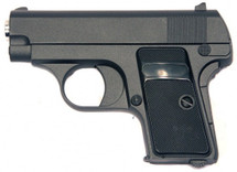 Galaxy G1 Metal Spring Pistol in Black