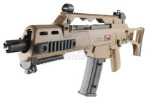 Ares AR-056 Aeg Airsoft Rifle in Tan