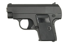 Galaxy G9 .25 Replica Full Metal Pistol in Black