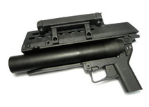 S&T G36 Grenade Launcher in Black