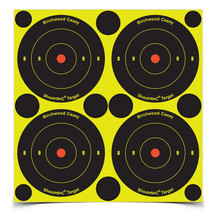 Birchwood Casey 48 Shoot-N-C Self Adhesive Targets 3 inch
