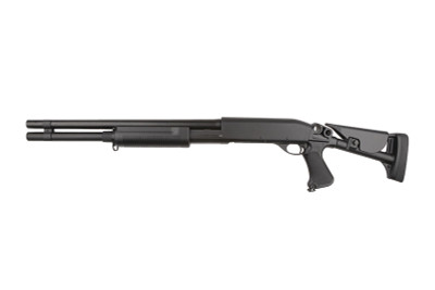 CYMA CM353L Long Tri Shotgun in Black