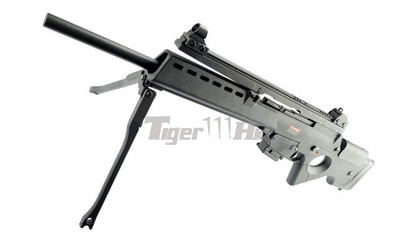 JG Works G36 Rifle with bipod in Black