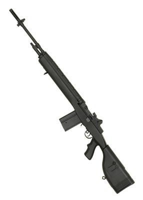 Cyma CM032D Airsoft Rifle in black