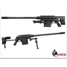 ARES EDM200 Spring Power Bolt Action Sniper Rifle in Black