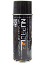 Nuprol UFP Flat Black Spray Paint