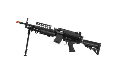 Classic Army MK46 SPW AEG with Adjustable Crane Stock  in Black