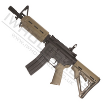 A&K MOE M4 AEG Short CQB Version in Tan