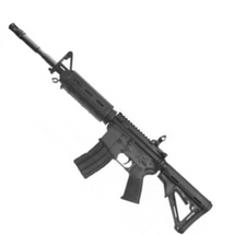 A&K MOE M4 Long Version Airsoft Assault Rifle in Black