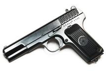 WE TT33 Tokarev GBB Pistol in Black