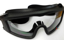 Double eagle b85 tactical goggles  in back