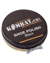 Parade Gloss Boot Polish Black