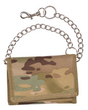 Military Wallet in British in utp camo