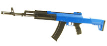 Blackviper AK12 Electric Rifle in blue
