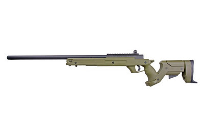 Well MB04 Spring Sniper Rifle in Olive Green
