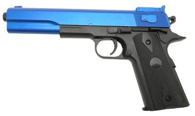 Vigor 2123-A1 Spring Pistol in Blue