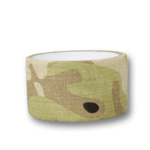 Wosport Fabric Tape 50mm wide in Multi Cam
