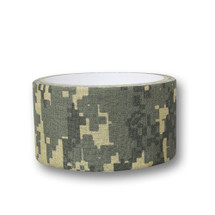 Wosport Fabric Tape 50mm wide in ACU Camo