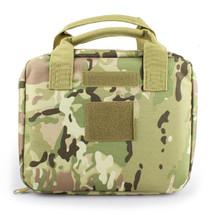 Wo Sport Portable Pistol Bag in Multi Cam