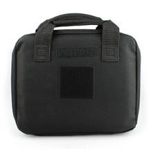 Wo Sport Portable Pistol Bag in Black