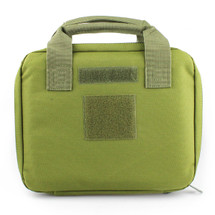 Wo Sport Portable Pistol Bag in Olive Drab