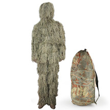 WoSport Ghillie Suit Uniform in Desert Camo