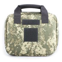 Wo Sport Portable Pistol Bag in ACU Camo