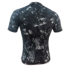 Wo Sport T-Shirt Short Sleeved in Kryptek Typhon Camo