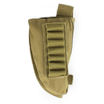 Wo Sport Tactical Rifle Stock Cheek Rest in Desert Tan