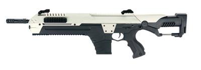 CSI S.T.A.R. XR-5 Advanced Battle Rifle in White/Black