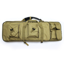 WoSport 85CM Rifle Gun Bag in Desert Tan