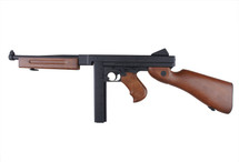 Snow Wolf M1A1 AEG with Hi-cap Magazine in Wood Finish