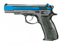 Chiappa Kimar 75 Auto Blank Firing Gun 8mm in Blue