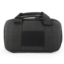 Wo Sport Medium Portable Pistol Bag in Black