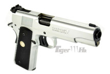 Army Armament R29-S - M1911 Replica GBB Full Metal in Silver
