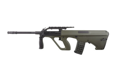 Snow Wolf SW-020B Electric Rifle in Olive Green