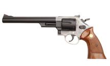 Blackviper 942 Spring Revolver with Long Barrel & Brown grip